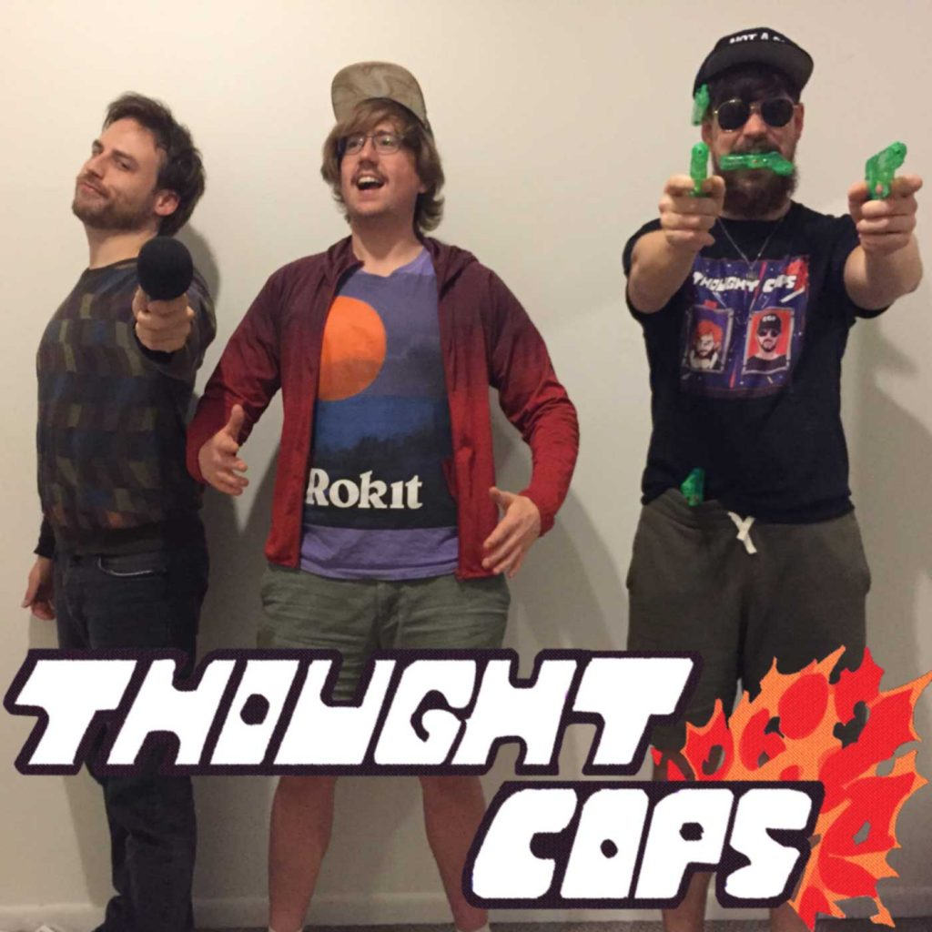 Chicago comedian Ian Erickson of the Punching Up podcast joins Thought Cops for episode 120