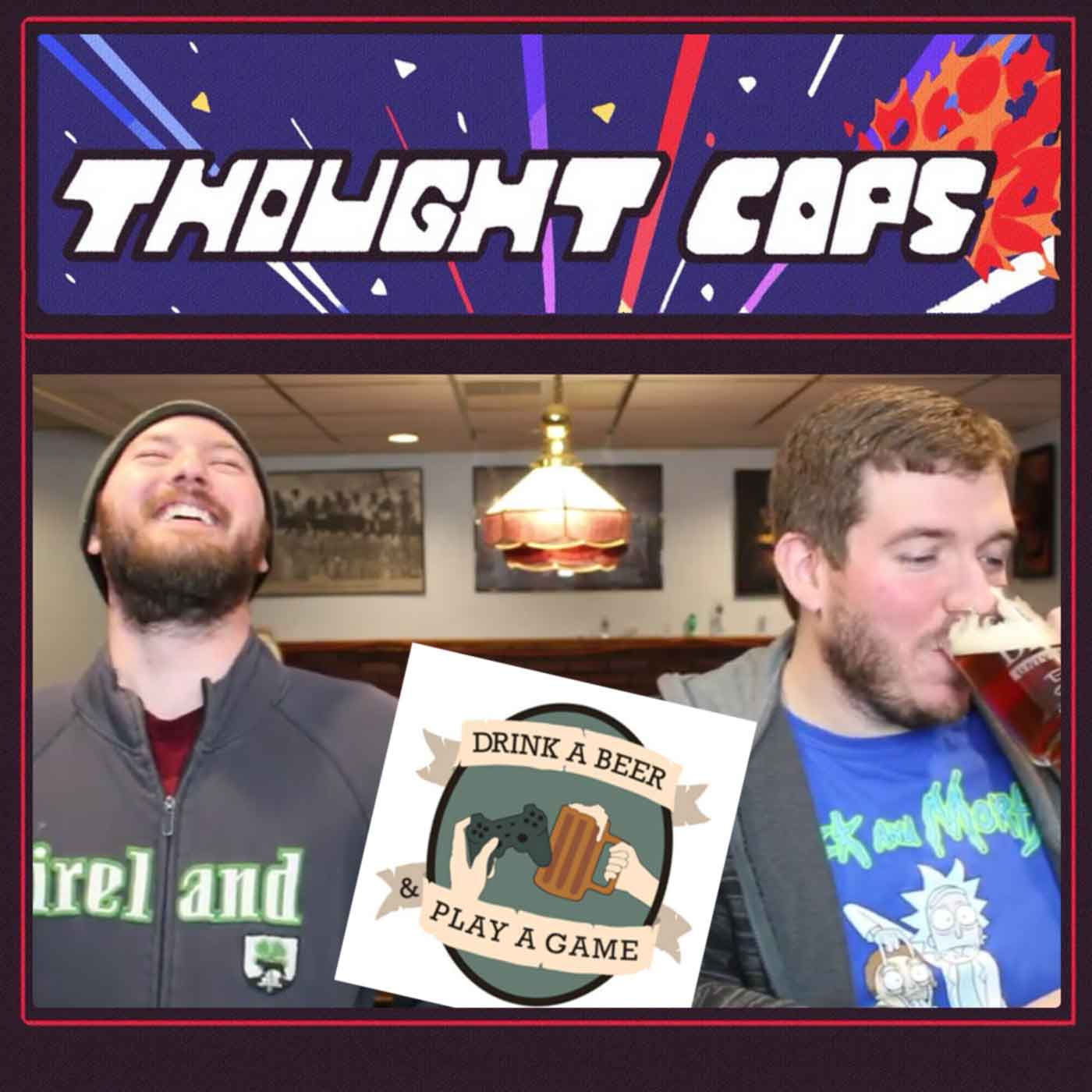 162-thought-cops-jim-brian-drink-beer-and-play-a-game